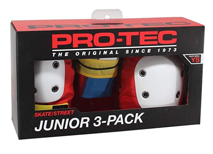 Pro-Tec Street Gear Jr 3 Pack