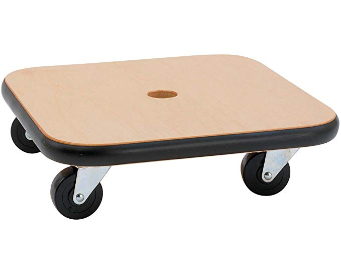 Champion Sports Wood Scooter, 12-Inch